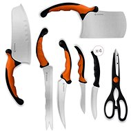 Innova Goods Sada nožů z nerez oceli 10ks Swiss Q