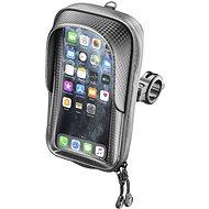 """Interphone Master s úchytem na řídítka, pro telefony max. 6.7"""" černý - Držák na mobilní telefon"""