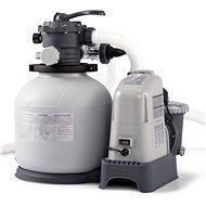 Intex Písková filtrace se solinátorem Krystal Clear - Písková filtrace