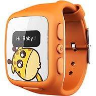 intelioWATCH oranžové - Chytré hodinky