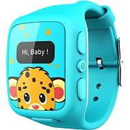 intelioWATCH modré - Chytré hodinky