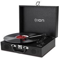 ION Vinyl Transport Black - Gramofon