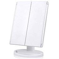 IQ-TECH iMirror 3D Magnify, bílé - Kosmetické zrcátko