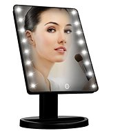 iMirror kosmetické Make-Up zrcátko s LED Dot osvětlením, černé