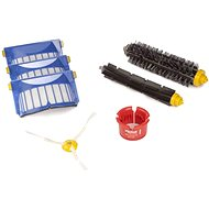 IRobot Roomba set of 3 filters, 4 brushes, round cleaning tool for 600 Series - Vacuum Cleaner Accessories