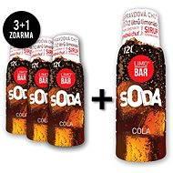 LIMO BAR Sirupy Cola pack - Příchuť