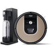 iRobot Roomba R976 + Limo Bar Twin Zdarma - Robotický vysavač