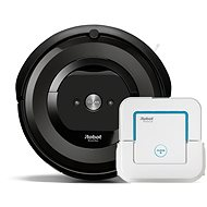 iRobot Roomba e5 + iRobot Braava Jet 240 - Robotický vysavač