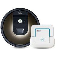 iRobot Roomba 980 + iRobot Braava jet 240 - Robotický vysavač