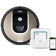 iRobot Roomba 966 + Braava jet 240 - Robotický vysavač