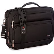 "i-Stay 15.6"" & up to 12"" Clamshell laptop/tablet bag Black - Brašna na notebook"