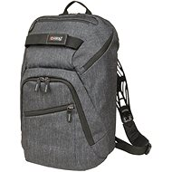"i-stay Grey 15.6"" & Up to 12"" Laptop / Tablet backpack - Batoh na notebook"