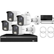 AMIKO KIT CCTV 4240 POE + 4  kamery - Kamerový systém