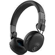 JLAB Studio ANC Wireless On Ear Headphones Black