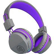 JLAB JBuddies Studio Kids Wireless Grey/Purple