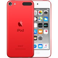 iPod Touch 32GB - (PRODUCT)RED - MP4 přehrávač