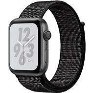 Apple Watch Series 4 Nike+ 44mm Space Gray Aluminium Case with Black Nike Sport Loop - Smartwatch
