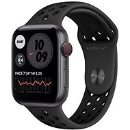 Apple Watch Nike Series 6 40mm Cellular Space Grey Aluminium with Anthracite/Black Sports Strap - Smartwatch