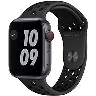Apple Watch Nike Series 6 44mm Cellular Vesmírně šedý hliník s antracitovým/černým sportovním řemínk - Chytré hodinky