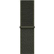 Apple Sport Nike 38mm Cargo khaki provlékací - Řemínek
