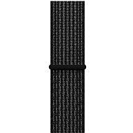 Apple Sport Nike 38mm Černý/platinový provlékací