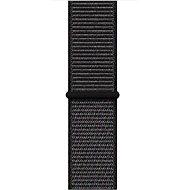 Apple 40mm Černý provlékací sportovní - Řemínek