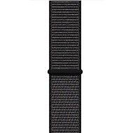 Apple 44mm Černý provlékací sportovní - Řemínek