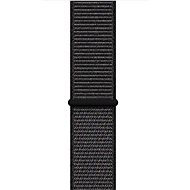 Apple 44mm Černý provlékací sportovní - Large - Řemínek