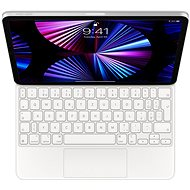 """Klávesnice Apple Magic Keyboard iPad Pro 11"""" 2021 bílá - CZ"""