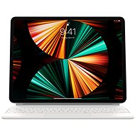 "Apple Magic Keyboard iPad Pro 12.9"" 2021 bílá - SK - Klávesnice"