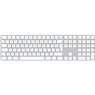 Klávesnice Apple Magic Keyboard s Touch ID a Numerickou klávesnicí - CZ