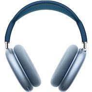 Bezdrátová sluchátka Apple AirPods Max Blankytně modrá