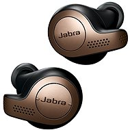 Jabra Elite 65t Copper Black - Headphones with Mic