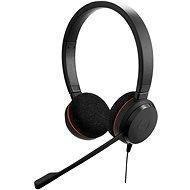 Jabra Evolve 20 Stereo MS - Sluchátka