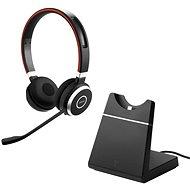 Jabra Evolve 65 Stereo se stojánkem - Náhlavní souprava
