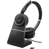 Jabra Evolve 75 Stereo MS se stojánkem - Náhlavní souprava