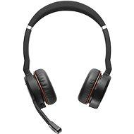 Jabra Evolve 75 Stereo MS - Sluchátka