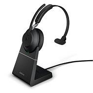 Jabra Evolve2 65, Link380c MS Mono Stand Black