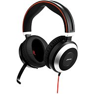 Jabra Evolve 80 Stereo MS - Náhlavní souprava