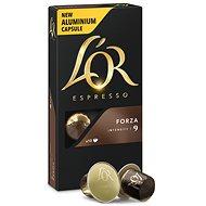 LOR Espresso Forza 10ks hliníkových kapslí - Kávové kapsle