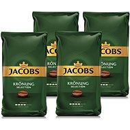 Jacobs Kronung Selection, zrnková, 1000g; 4x