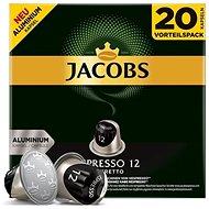 Jacobs Espresso Ristretto 20 ks kapslí