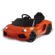 Ride-on Lamborghini Aventador - Dětské elektrické auto
