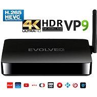 EVOLVEO Android Box H4 - Multimediální centrum