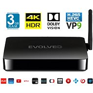 EVOLVEO Android Box H8 - Multimediální centrum