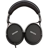 Denon AH-D1200 Black - Headphones with Mic