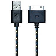 CONNECT IT Wirez Premium Apple 1m černý - Datový kabel