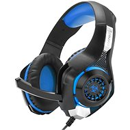 CONNECT IT CHP-4510-BL Gaming Headset BIOHAZARD modrá - Herní sluchátka