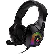 CONNECT IT CHP-5600-BK BATTLE RGB Ed. 3 černá - Herní sluchátka