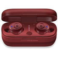 CONNECT IT True Wireless HYPER-BASS Ed. 2 Red - Headphones with Mic